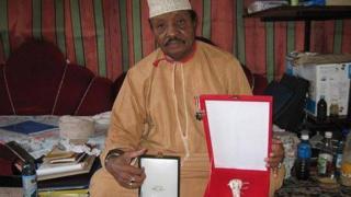 Sheikh Ahmed Nabhany