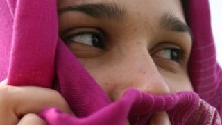 अफ़ग़ानी महिला