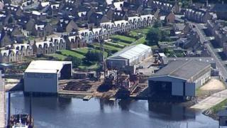 Buckie Shipyard