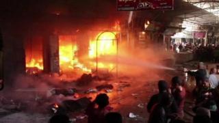 Mashambulizi kama haya yamekua yakitokea mara kwa mara Iraq