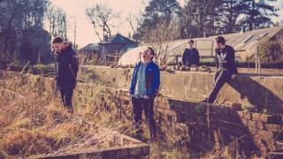 Yws Gwynedd a'r band