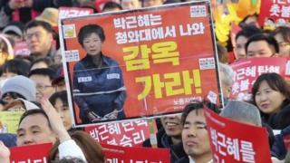 جنوبی کوریا، صدر