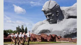 Брест, Білорусь