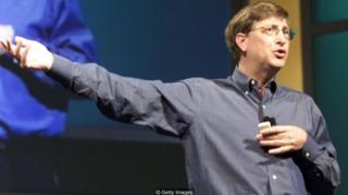 Bill Gates đã giành phần thắng khi Microsoft mua Forethought Inc., công ty đứng đằng sau sản phẩm PowerPoint vào năm 1987