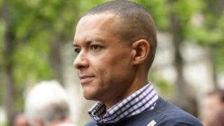 MP Clive Lewis sorry for 'unacceptable language' after video