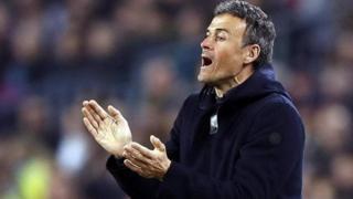 قرارداد لوئیس انریکه با بارسلونا آخر این فصل به پایان میرسد