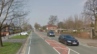 Barlow Moor Road
