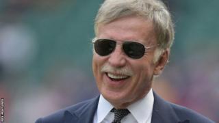 Stan Kroenke afise umutahe wa 67% muri Arsenal