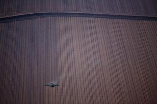Fotos áreas de Josh Smith de las remotas tierras australianas