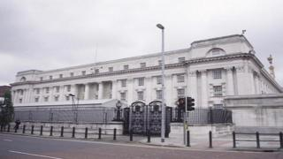 Royal Courts of Justice, Belfast