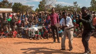 طائرات من دون طيار في مالاوي