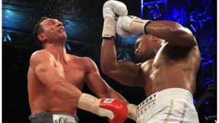 Anthony Joshua , Boxing