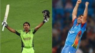 کریکت افغانستان و پاکستان