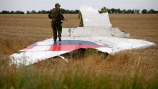 MH17 yaguye mu buseruko bwa Ukraine mu 2014