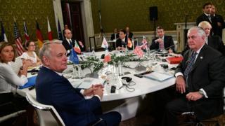 На зустрічі міністрів закордонних справ країн G7 обговорюють політику щодо Росії після ймовірної хімічної атаки в Сирії