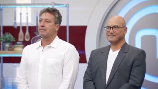 MasterChef UK judges John Torode and Gregg Wallace