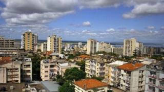 Mji mkuu wa msumbiji Maputo