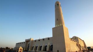 क़तर की एक मस्जिद