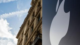 Apple UK store