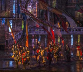 Kynren: Knights