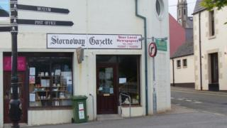Togalach Gazette Steòrnabhaigh