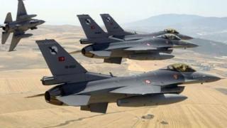 Türk F-16'ları