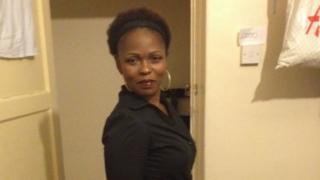 Maria Mbombo