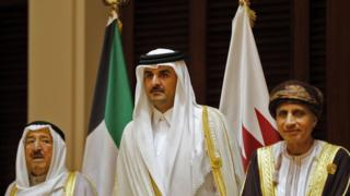 الكويت وسلطنة عمان تبذلان جهودا للمصالحة