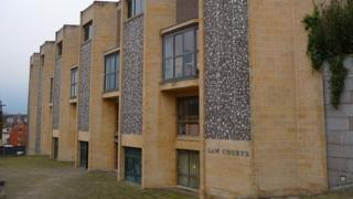 Winchester courts