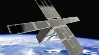 Image of Clyde Space 6U CubeSat