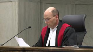 Manitoba provincial court Judge Murray Thompson