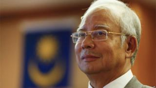 Malaysian PM Najib Razak (July 2015)