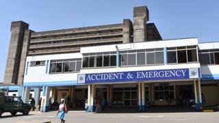Hospitali ya Kenyatta