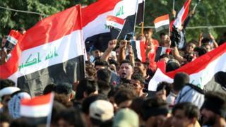 Протест в Ираке