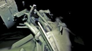 An Ottoman shipwreck
