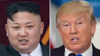 Чен Ин і Трамп