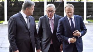 У Києві проходить саміт Україна-ЄС