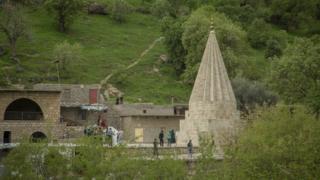 Wayazidi 36 walipelekwa Dohuk Kaskazini mwa Iraq