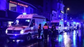 Схожий напад відбувся у Стамбулі в ніч на 1 січня, тоді загинули 39 людей