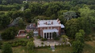 Американские власти называют российскую дипломатическую дачу в Мэриленде шпионским форпостом