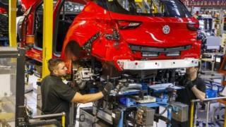 โรงงานผลิตรถยนต์