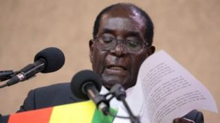 Mugabe anatarajiwa kupitishwa kugombea uchaguzi wa 2018