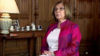 Baroness Francis D'Souza