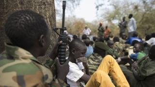 الحرب الأهلية في جنوب السودان