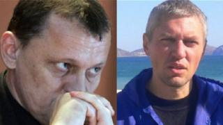 Станіслав Клих та Микола Карпюк