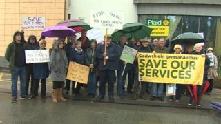 GP patients protest