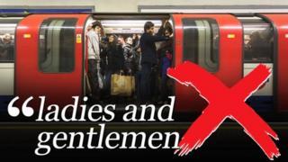 لندن زیر زمین ٹرین