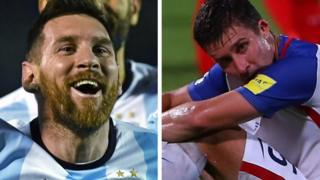 Argentina & USA