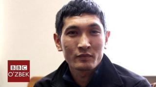 Oʻzbekistonlik migrant Sanjar
