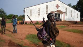 rca, accord de paix, groupes armés